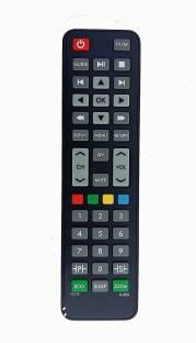 Lipiworld Vc 75 Universal Remote Control Compatible For Videocon Lcd