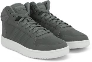 37c288267cde ADIDAS HOOPS 2.0 MID Basketball Shoes For Men - Buy FTWWHT FTWWHT ...