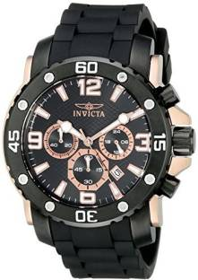 0d71c0abcec Invicta Black 16677 Invicta Men s 18167 Pro Diver Analog Display Quartz Black  Watch Watch - For