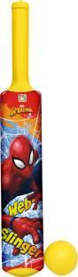 MARVEL Spider-Man My First Bat & Ball Cricket Kit