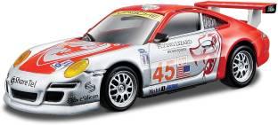Bburago Die-Cast 1:43 Scale Porsche 911 GT3 RSR Car