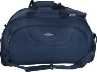 549492ad14 VIP MODULUS DFT 59 BLUE SMALL SIZE Duffel Strolley Bag ROYAL BLUE ...