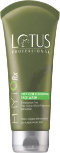 Lotus Professional Phytorx Deep Pore Cleansing  (80g) Face Wash