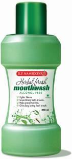 K.P. Namboodiri's MouthWash-250ml X 2 - Herbal MouthWash