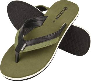 9ffb33826f52ff ILU Men s Casual Extra Soft Moss Green PU Flip Flop and House Slipper  Size-10