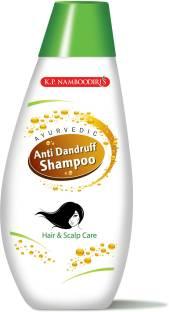 K.P. Namboodiri's Anti Dandruff Ayurvedic Shampoo