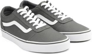 Vans Ward Sneakers For Men - Buy (Canvas) port royale white Color ... 1f5d184c4fc