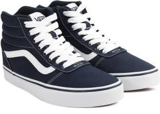 Vans Sk8-Hi High Ankle Sneakers For Men - Buy Black Color Vans Sk8 ... 93899fa87
