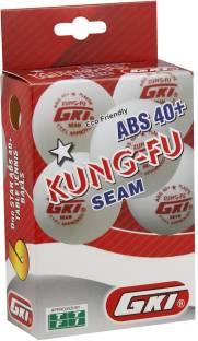 GKI KUNG FU SEAM Table Tennis Ball