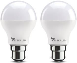 Syska 3 W Standard B22 LED Bulb