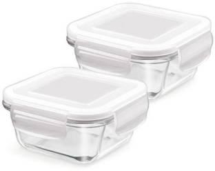 TREO Store Fresh  - 300 ml Glass Fridge Container