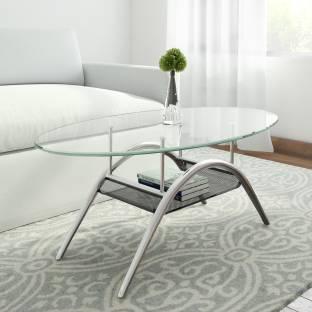 RoyalOak Jerin Glass Coffee Table