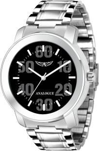 Ogue Anlg 407 Elegant Black Branded Casado Series Watch For Men