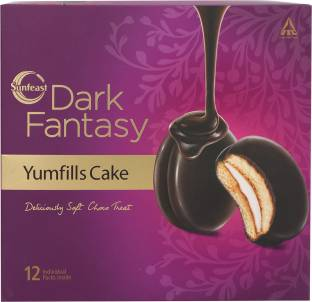 Sunfeast Yumfills Cake Cookie Cake