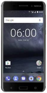 Nokia 6 (Tempered Blue, 32 GB)