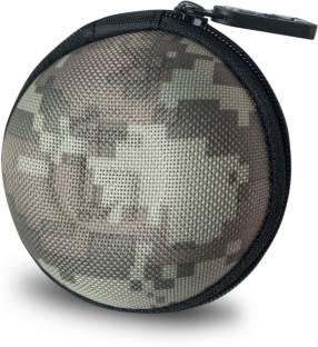 GoFree Nylon Zipper Headphone Case
