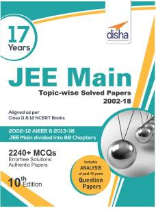 17 Years Jee Main Topic-Wise Solved Papers (2002-18)