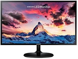 SAMSUNG 23.5 inch Full HD IPS Panel Monitor (LS24F350FHWXXL)