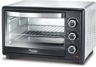 Prestige 42254 20 L Oven Toaster Grill (Black & Silver)