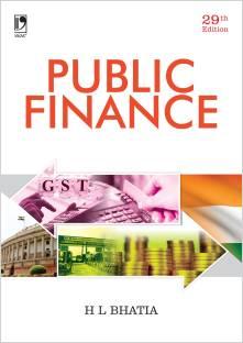 Public Finance Twenty Ninth Edition