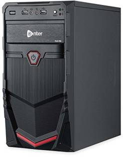 Electrobot Core 2 Duo (4 GB RAM/Intel Onboard Graphics Graphics/160 GB Hard Disk/Windows 7 Ultimate) Mid Tower
