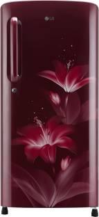 LG 190 L Direct Cool Single Door 3 Star Refrigerator