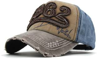 5232ee19e1b Friendskart Washed Denim Baseball Cap Snapback Hats For Men Casquette Brand  Women Caps Vintage Bone Men