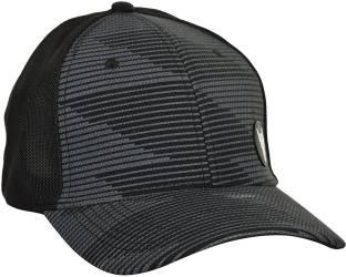 3788a75fd3a Blackbuck Solid Black   Grey Hip Hop Cap for Men Cap - Buy Blackbuck ...