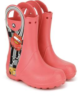 6ca2d9a74 Crocs Boys   Girls Slip on Casual Boots Price in India - Buy Crocs ...