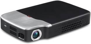 076463dd628a9b Punnkk P10 Mini DLP Projector Android 5.1, WIFI & Bluetooth 4.0 with HDMI,  USB