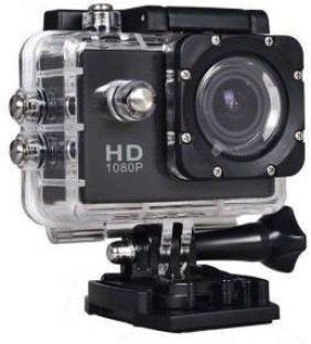 "PIQANCY 1080 12MP 2.0"" LCD Touch Screen Sports and Action Camera"