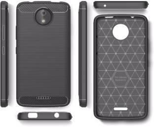 Bracevor Back Cover for Motorola Moto C Plus