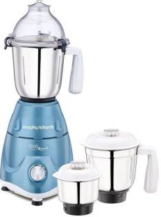Morphy Richards NEW Icon Royal - Sapphire 600 W Mixer Grinder (3 Jars, SAPPHIRE)