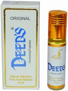 Almas DEEDS Pocket Perfume. Eau de Parfum  -  8 ml