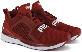 half off 56722 b3346 Puma IGNITE Limitless Brushed Suede Running Shoes For Men ...
