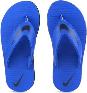 new product ba102 859ac Nike CHROMA THONG 5 Slippers - Buy ARMORY NAVY/BLUE JAY-BLUE ...