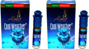 Almas Cool Weather Pocket Perfume. Eau de Parfum  -  16 ml