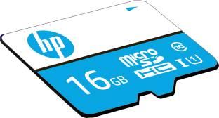 HP U1 16 GB MicroSDHC Class 10 100 MB/s  Memory Card