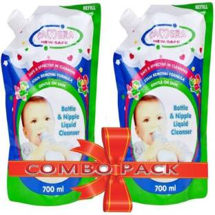 Chote Janab Baby Bottle And Nipple Liquid Cleanser for Fruits, Bottles,sippers, Accessories & Toys
