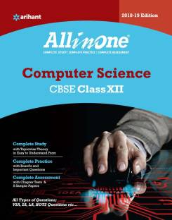 COMPUTER SCIENCE WITH C++ A TEXTBOOK FOR CBSE CLASS XII
