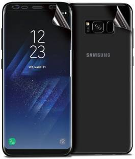 timeless design e282f 805e3 BESTSUIT Front and Back Screen Guard for SAMSUNG GALAXY S8 PLUS ...