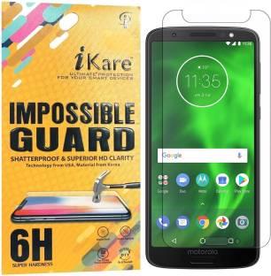 iKare Impossible Screen Guard for Motorola Moto G6