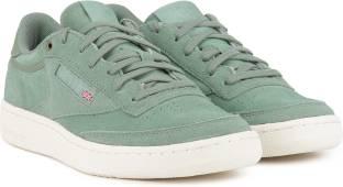 001919dc1d0fe1 REEBOK CLUB C 85 TG Sneakers For Men - Buy LEAD BLACK-GUM Color ...