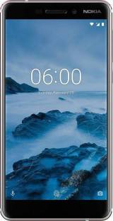Nokia 6.1 (White, Iron, 64 GB)