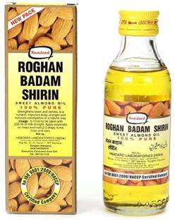 Hamdard Roghan Badam Shirin 100% Pure Almond