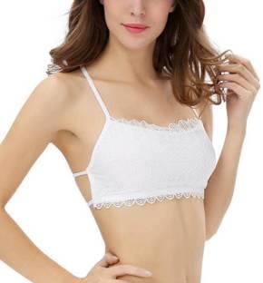 a9c6a41f19 Da Intimo Women s Full Coverage Bra - Buy White Da Intimo Women s ...