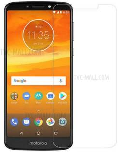 Ultra Clear Tempered Glass Guard for Motorola Moto E5