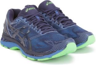 timeless design 37e46 61222 Asics GEL-NIMBUS 19 Sports Shoe For Men - Buy INDIGO BLUE ...