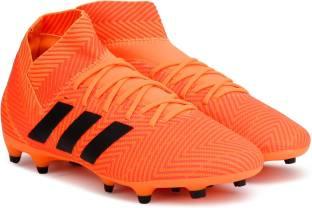 super popular b3635 8de2c ADIDAS NEMEZIZ 18.3 FG Football Shoes For Men