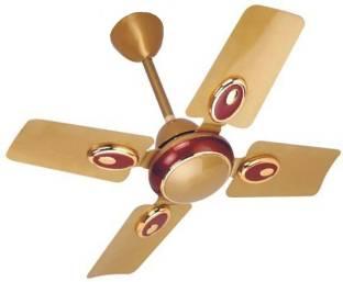 Brudo Brezo Gold 4 Blade Ceiling Fan